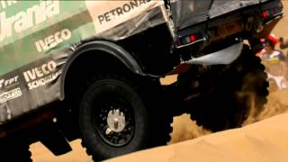 IVECO CLOSES THE GAP - Stage 6 & 7 Dakar 2015