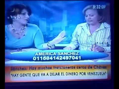 America Sanchez (vidente de Venezuela) parte 2
