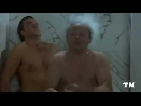 VACANZE DI NATALE '95   scena doccia