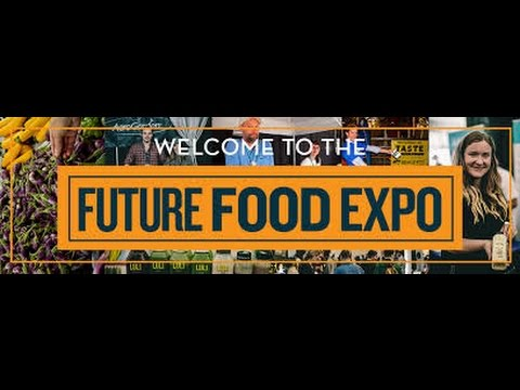 The Future Food Expo Susty Party & The SideChef App