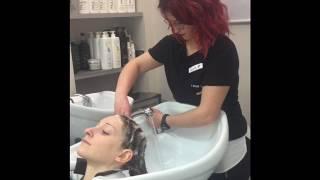 Come eseguire lo shampoo in modo corretto.