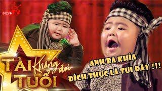 Thần đồng 4 tuổi khiến Phương Thanh, Quyền Linh bái phục | Dương Quốc Anh | BCTT - Mùa 3 | Tập 2