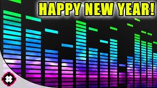 ♫ Let's Make Some Music ♫ Happy New Year!
