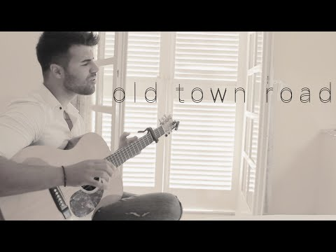 Old Town Road - Lil Nas X  |  Chris Hawks (cover)