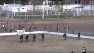 Incidentes entre Mitre vs San Antonio Torneo Anual