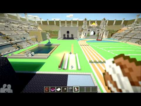 Let's Play Minecraft TNT Olympics #011 - All-In-One-Finale [Deutsch] [HD]