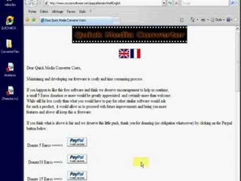 FLV to Avi  Free Very Easy  Video and  Media Converter