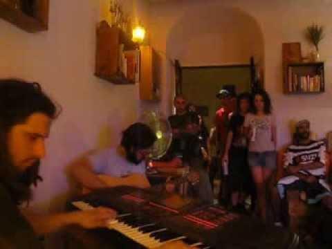 Fran6HP (FR) Live @ Ġugar! - Hangout and bar 13/10/2013