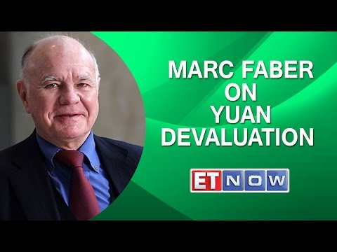 Marc Faber On Yuan Devaluation, Fed Rate, Indian Economy & More
