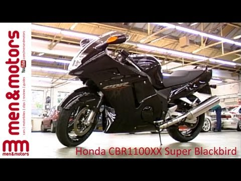 Honda CBR1100XX Super Blackbird Review