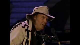 Watch Neil Young Human Highway video