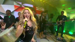 download lagu Shakira - La La La Brazil 2014 Featuring  gratis