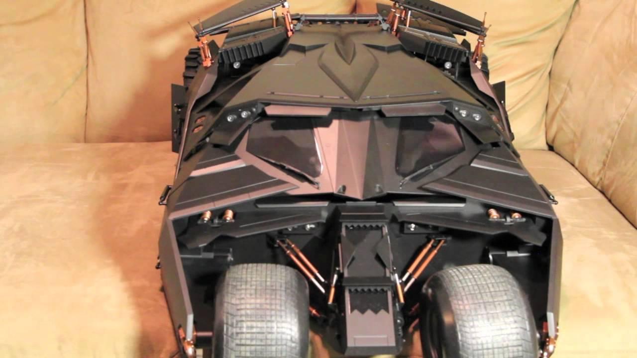Batmobile Dark Knight Hot Toys The Dark Knight Hot Toys