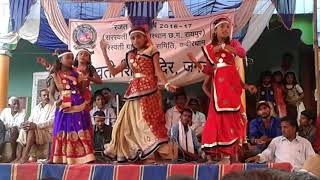 Dari re dari chhattisgari folk karma song