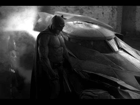 Zack Snyder's Releases A High Res Batmobile Image - AMC Movie News