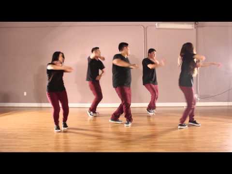 Ne-Yo - Stress Reliever   Jordan Ted Rivera choreography feat. #aptFam