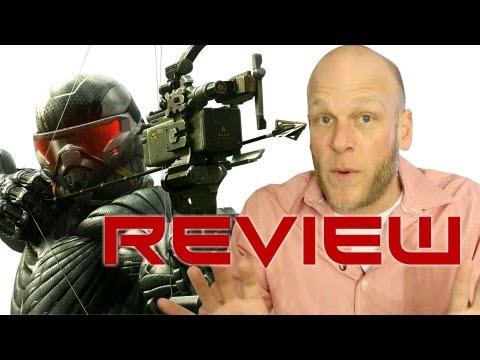 Crysis 3 REVIEW Adam Sessler Reviews