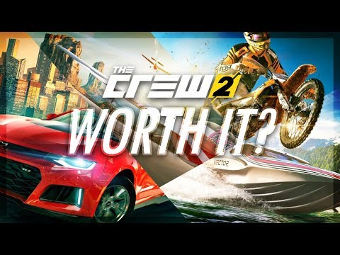 IS THE CREW 2 WORTH IT?? (New Gameplay/Review)