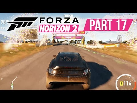 Forza Horizon 2 Gameplay Walkthrough Part 17 - 3 RACES - Xbox One Gameplay