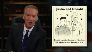 Justin and Donald   Real Time with Bill Maher (HBO)