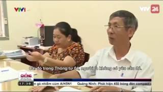Nông cụ hỗ trợ người nghèo bị đánh tráo    VTV24