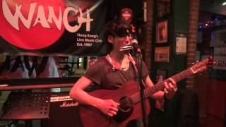 2013.7.30 Jing Wong live show at The Wanch in Hong Kong Part1
