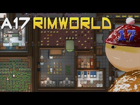 Морлёд 17 - Технологии будущего ( RimWorld A17 )