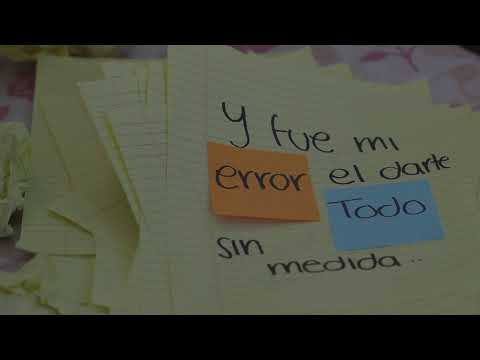 HOMERO RENDON - Si estoy Herida (Lyric Video)