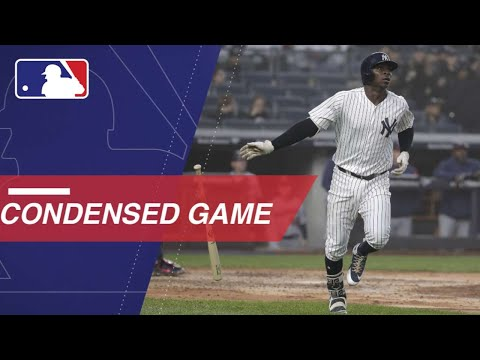 Condensed Game: MIN@NYY - 4/25/18