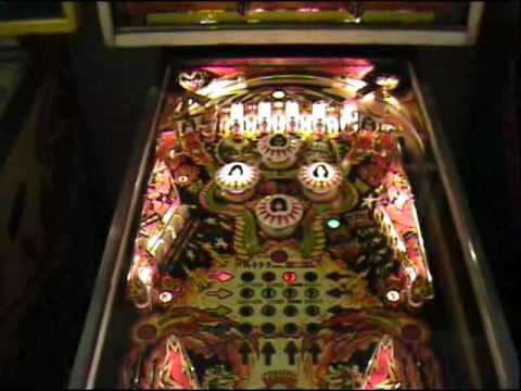 Bally KISS Pinball Machine Sound Test