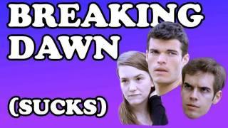 Twilight: Breaking Dawn Trailer (Parody)