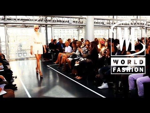 Front Row Christine Phung Spring-Summer 2015 Paris Fashion Week