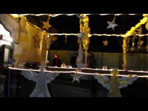 Foothill Preschool Float SLO Christmas Parade 2013 - 12/07/2013
