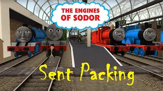 S3 Ep. 3: Sent Packing