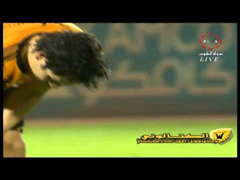 image vid�o هدف يوسف المويهبي - القادسية والتضامن