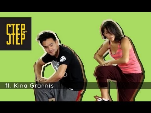 Kina Grannis Is A Hidden Hip Hop Dancer - Step By Step Ep. 10 video