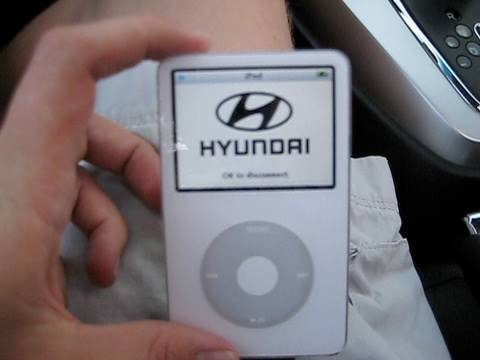 How To Use The Ipod/Aux/USB/Nav Interface In the 2010 Hyundai Genesis Coupe