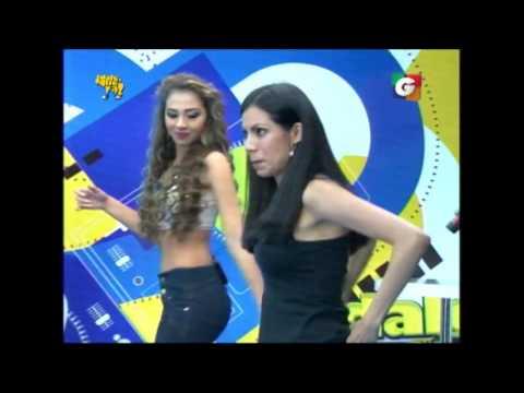Segmento de Zumba con Nadia García DALE QUE VA