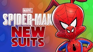 Top 3 Suits Spider-Man PS4 is Missing
