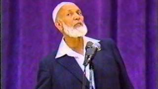 Debate islam &  christianity  Shekh Ahmed Deedat Vs Jimmy Swaggart