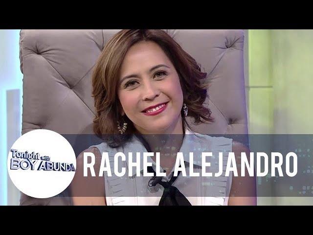 Rachel clarifies the issue between her and her husband | TWBA