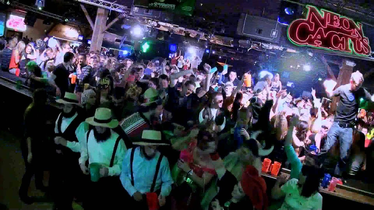 Harlem Shake At Neon Cactus Quot Rabbit S Night Out Quot Youtube