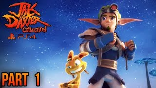Jak and Daxter PS4 Collection 100% - Part 1 - (Jak and Daxter The Precursor Legacy Platinum Trophy)