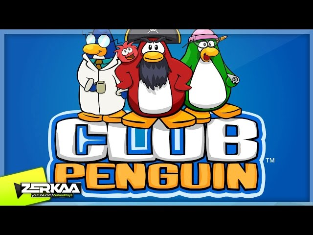 WHAT AM I DOING   Club Penguin (with The Sidemen)