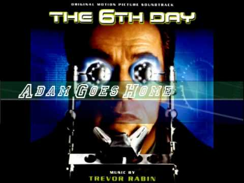 Trevor Rabin - Adam Goes Home (6th Day OST)