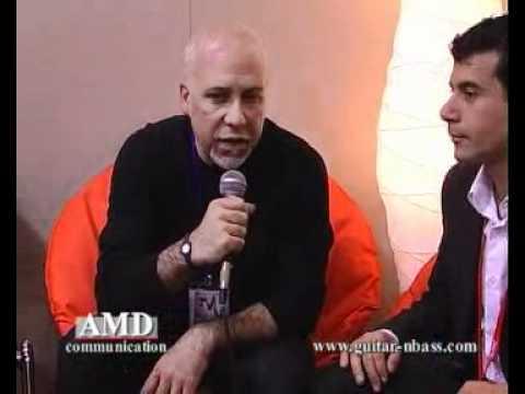 Music Italy Show 2010 Roberto Fabbri