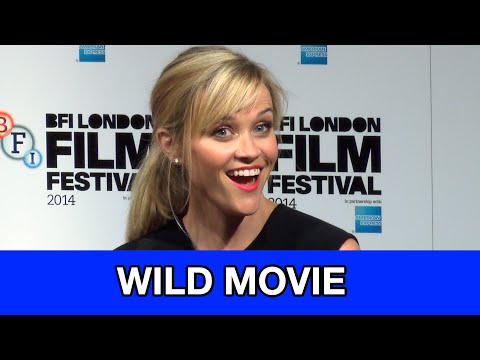 Reese Witherspoon Interview - Wild Full Press Conference