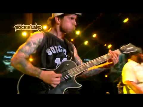 Suicidal Tendencies Live at Java Rockin land 2013