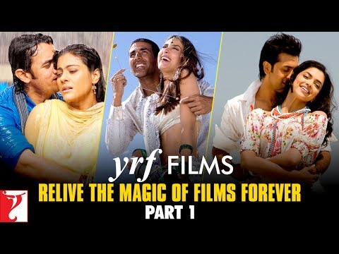 Yrf Films Forever - Catalogue Promo