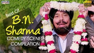 Best Comedy Of BN Sharma  Punjabi Comedy Scenes  P